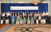 Alabama delegates to the 38th UA Convention, Las Vegas, NV, Aug. 2011