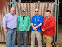 Apprentice Competition, New Orleans, LA, April  16-18, 2013